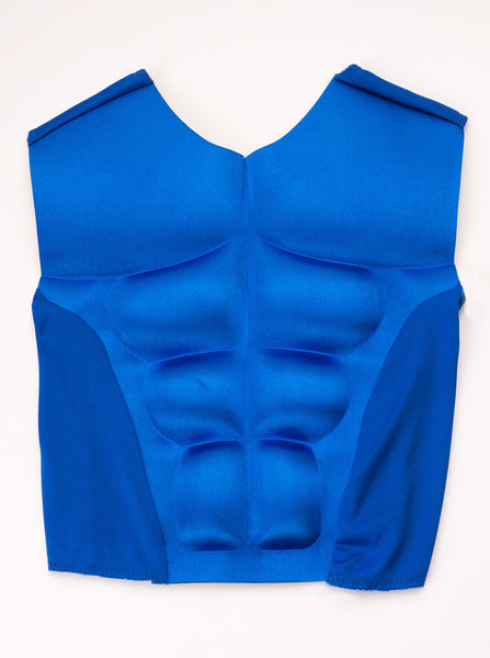 Little Adventures - Blue Power Boys Vest | KidzInc Australia | Online Educational Toy Store