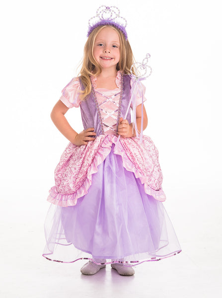Little Adventures - Lilac Princess Crown | KidzInc Australia | Online Educational Toy Store