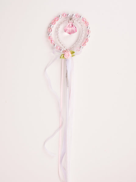 Little Adventures - Pink Princess Wand | KidzInc Australia | Online Educational Toy Store