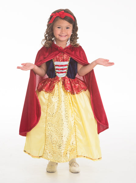 Little Adventures - Snow White Cape | KidzInc Australia | Online Educational Toy Store