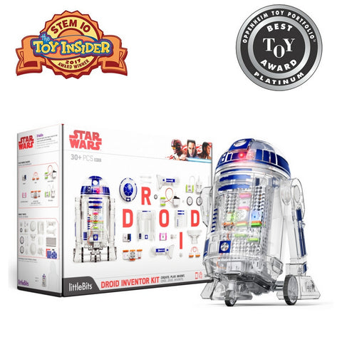 LittleBits - Star Wars Droid Inventor Kit with Coding | KidzInc Australia | Online Educational Toy Store