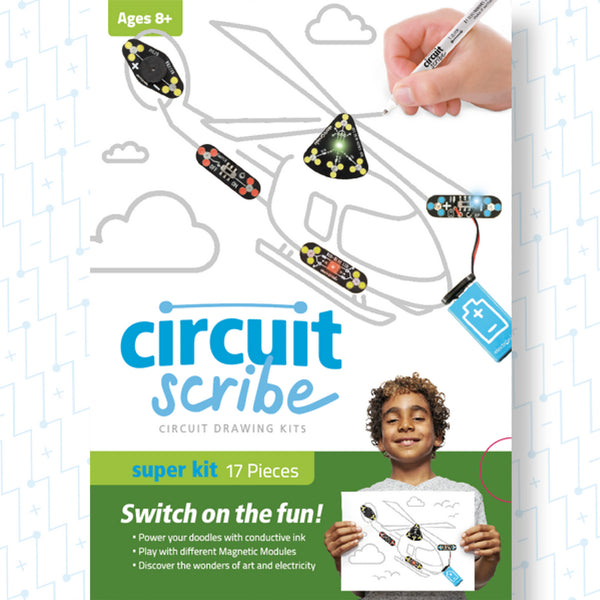 Circuit Scribe Super Maker Kit | KidzInc Australia | Online Educational Toy Store 2