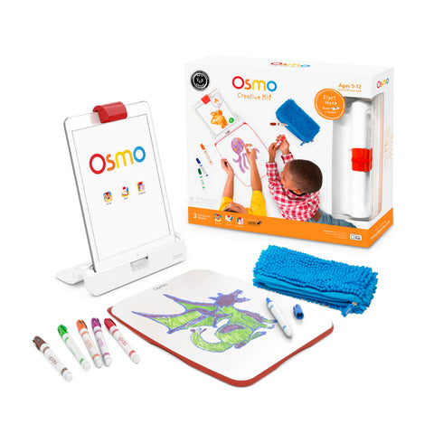 Osmo Creative Kit with Base and Mirror |Online STEM Toys at KidzInc Australia