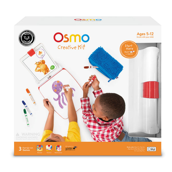 Osmo Creative Kit with Base and Mirror |Online STEM Toys at KidzInc Australia  2