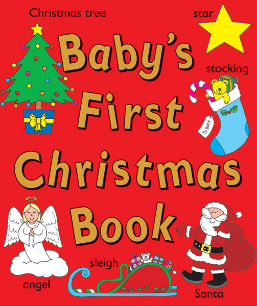 Five Mile Press - Baby's First Christmas Book | KidzInc Australia | Online Educational Toy Store