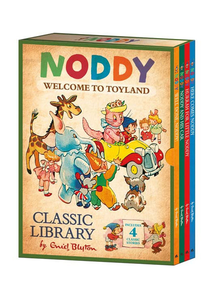 Five Mile Press - Noddy Classic Library: Welcome to Toyland | KidzInc Australia | Online Educational Toy Store
