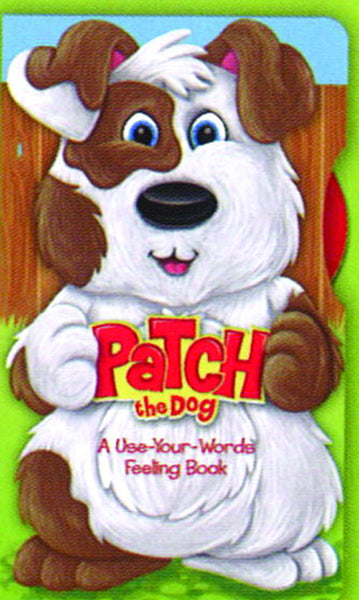 Five Mile Press - Feelings Books: Patch the Dog | KidzInc Australia | Online Educational Toy Store