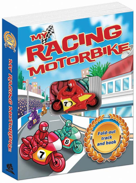 Five Mile Press - My Racing Motorbike | KidzInc Australia | Online Educational Toy Store