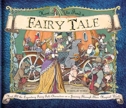 Five Mile Press - How to Find a Fairytale | KidzInc Australia | Online Educational Toy Store