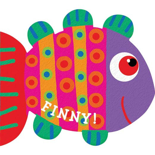 Five Mile Press - Fishy Friends: Finny | KidzInc Australia | Online Educational Toy Store