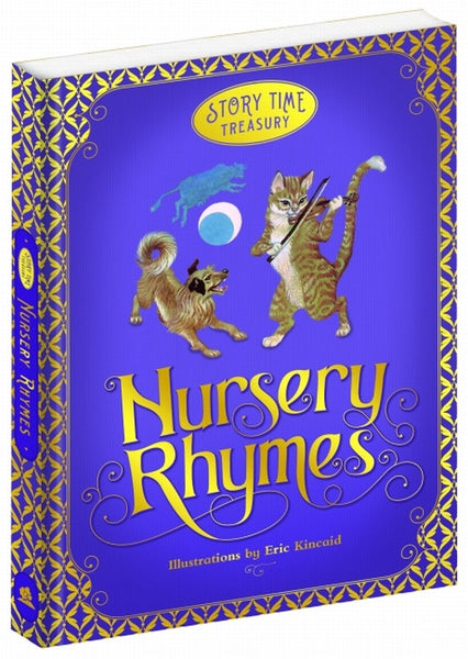 Five Mile Press - Story Time Treasury: Nursery Rhymes | KidzInc Australia | Online Educational Toy Store