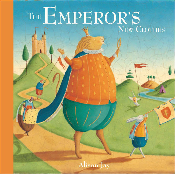 Five Mile Press - The Emperor's New Clothes | KidzInc Australia | Online Educational Toy Store