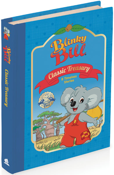 Five Mile Press - Blinky Bill Classic Treasury | KidzInc Australia | Online Educational Toy Store