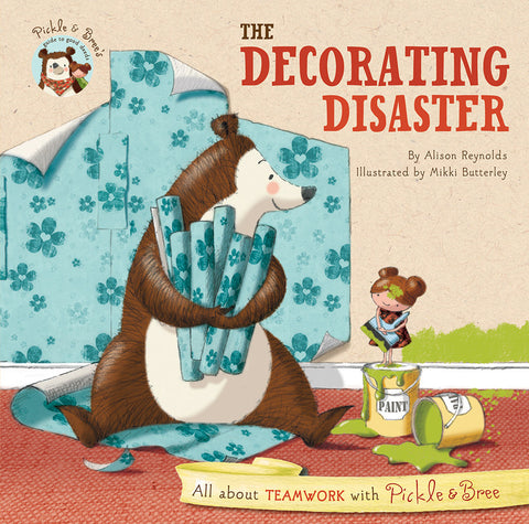 Five Mile Press - Pickle & Bree's Guide To Good Deeds: The Decorating Disaster | KidzInc Australia | Online Educational Toy Store
