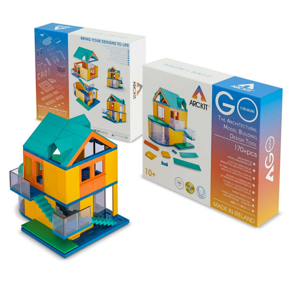 Arckit GO Colours Building Kit (170 Piece) | KidzInc Australia | Online Educational Toy Store