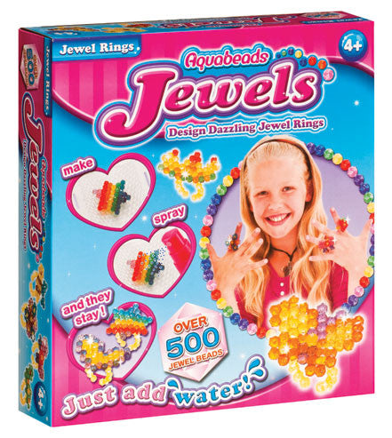 Aquabeads Jewels - Jewel Rings | KidzInc Australia | Online Educational Toy Store