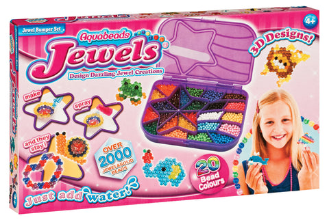 Aquabeads Jewels - Jewel Bumper Set | KidzInc Australia | Online Educational Toy Store