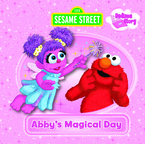 Five Mile Press - Sesame Street Bedtime Stories: Abby's Magical Day | KidzInc Australia | Online Educational Toy Store