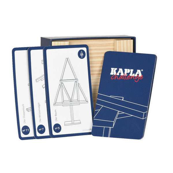 Kapla - Challenge Box | KidzInc Australia | Online Educational Toy Store