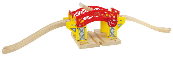 Bigjigs - Lifting Bridge | KidzInc Australia | Online Educational Toy Store