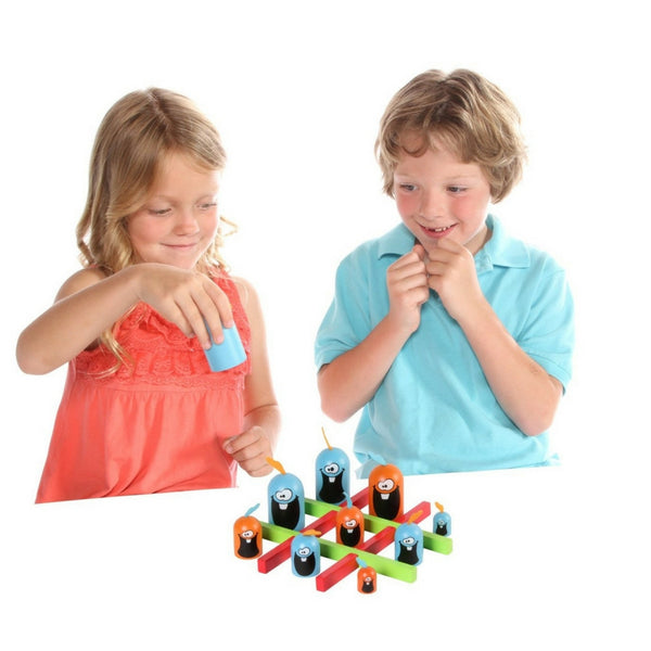 Blue Orange Games - Gobblet Globbers | KidzInc Australia | Online Educational Toy Store