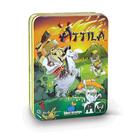 Blue Orange Games Attila Strategy Game | KidzInc Australia | Online Educational Toys