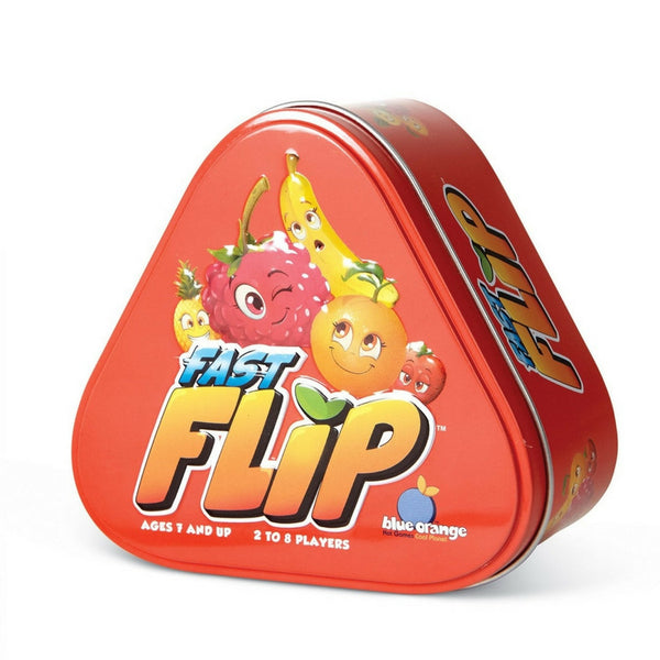Blue Orange Games - Fast Flip | KidzInc Australia | Online Educational Toy Store