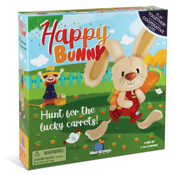 Blue Orange Games Happy Bunny Game | KidzInc Australia | Online Educational Toys