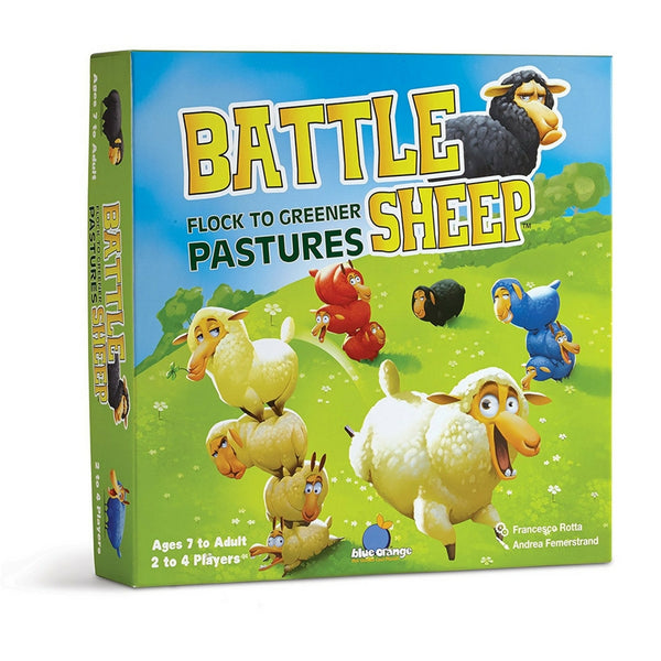 Blue Orange Games - Battle Sheep | KidzInc Australia | Online Educational Toy Store