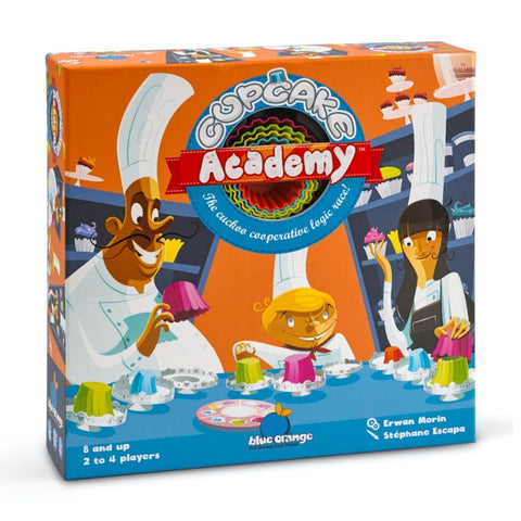 Blue Orange Games Cupcake Academy | Logic Games | KidzInc Australia