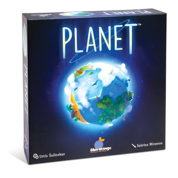 Blue Orange Games Planet Board Strategy Game | KidzInc Australia | Online Educational Toys