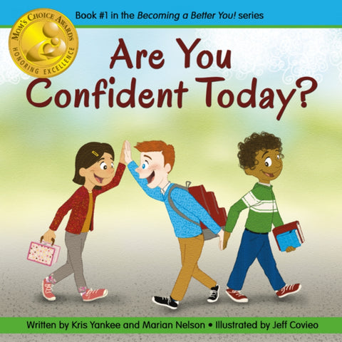 Becoming A Better You Book Series - Are You Confident Today? | KidzInc Australia | Online Educational Toy Store