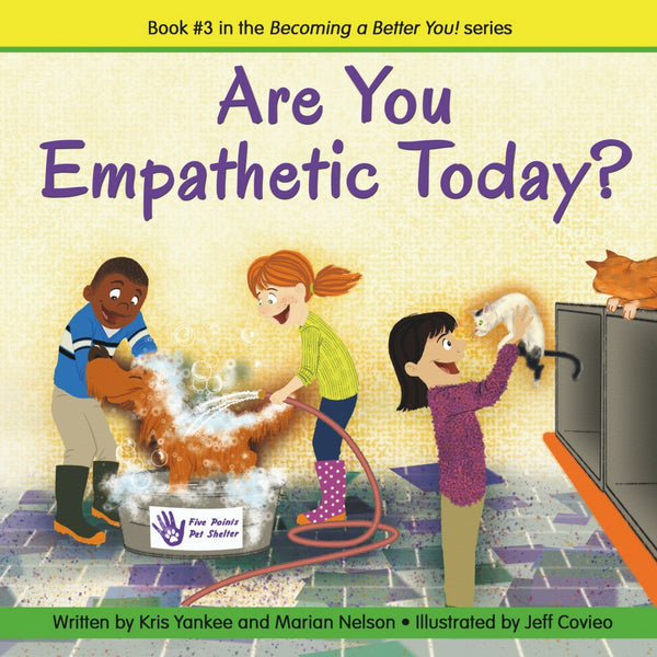 Becoming A Better You Book Series - Are You Empathetic Today? | KidzInc Australia | Online Educational Toy Store