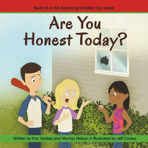 Becoming A Better You Book Series - Are You Honest Today? | KidzInc Australia | Online Educational Toy Store