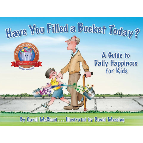 Bucketfilling Books - Have You Filled a Bucket Today?: A Guide to Daily Happiness for Kids | KidzInc Australia | Online Educational Toy Store