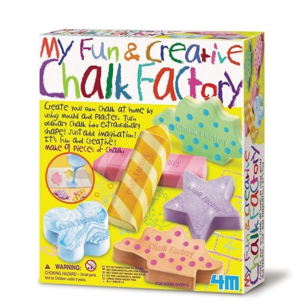 4M Chalk Factory | Craft Kit for Kids | KidzInc Australia