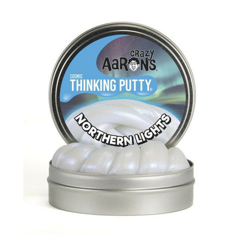 Crazy Aaron's Thinking Putty - Cosmic: Northern Lights | KidzInc Australia | Online Educational Toy Store