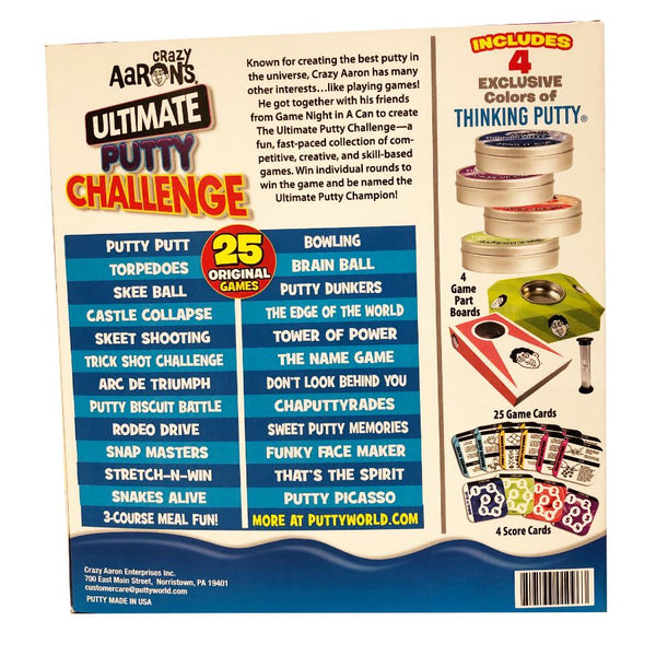 Crazy Aarons Thinking Putty Ultimate Putty Challenge Game | KidzInc Australia | Educational Toys 4