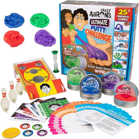 Crazy Aarons Thinking Putty Ultimate Putty Challenge Game | KidzInc Australia | Educational Toys