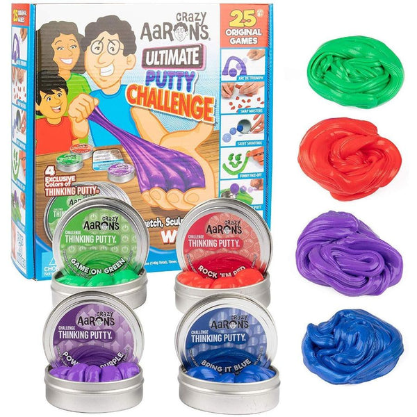 Crazy Aarons Thinking Putty Ultimate Putty Challenge Game | KidzInc Australia | Educational Toys 2