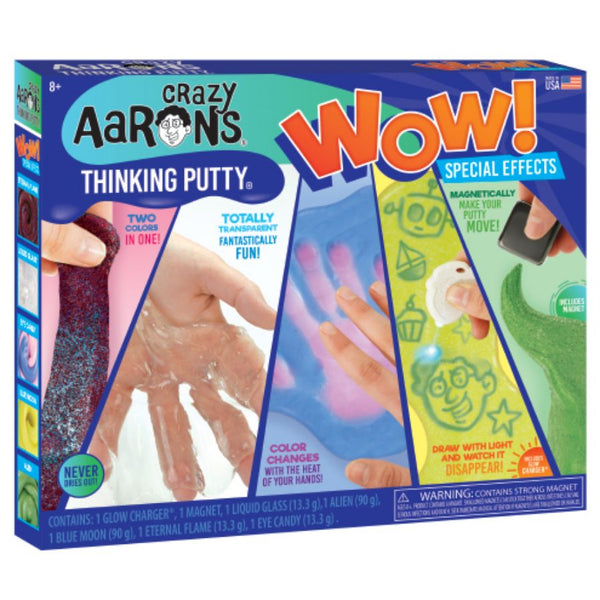 Crazy Aaron's Thinking Putty WOW Gift Set | Kidzinc Australia Online