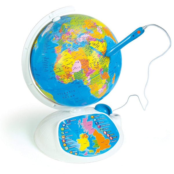 Clementoni Explore the World Interactive Globe | KidzInc Australia 2