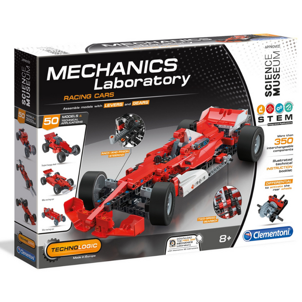 Clementoni Science Museum Mechanics Laboratory Grand Prix | KidzInc Australia