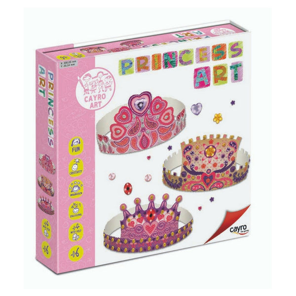 Cayro the Games - Play Art Princess Art | KidzInc Australia | Online Educational Toy Store