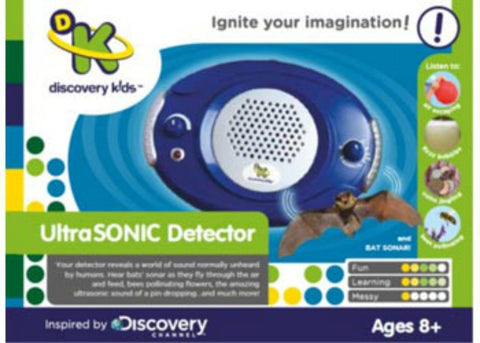 Discovery Kids - UltraSONIC Detector | KidzInc Australia | Online Educational Toy Store