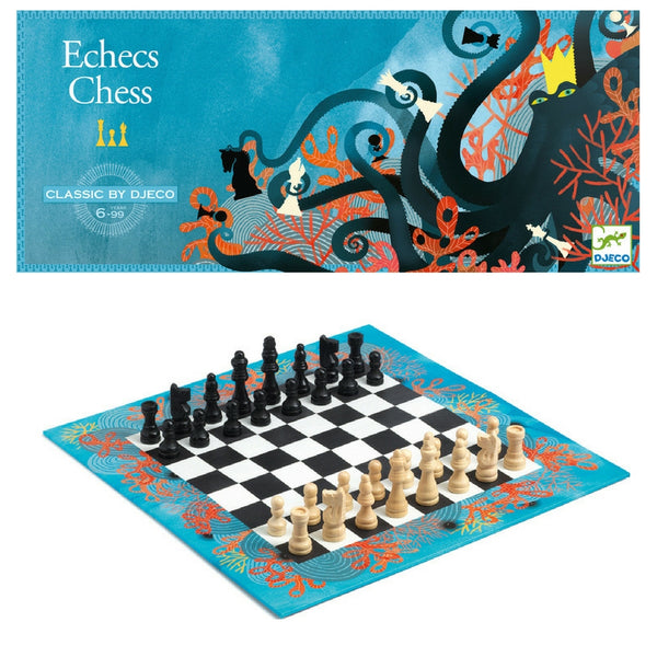 Djeco - Chess Game | KidzInc Australia | Online Educational Toy Store