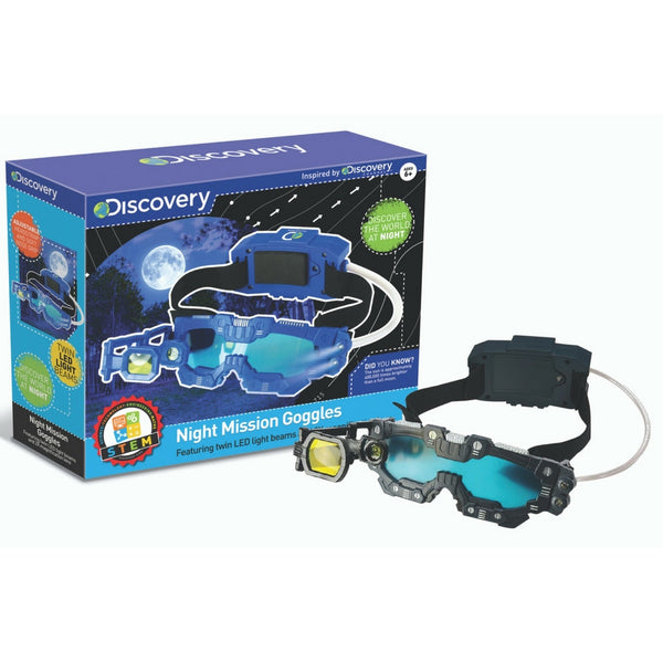 Discovery Kids - Night Mission Goggles | KidzInc Australia | Online Educational Toy Store