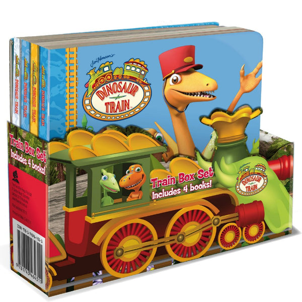 Five Mile Press - Dinosaur Train Box Set | KidzInc Australia | Online Educational Toy Store
