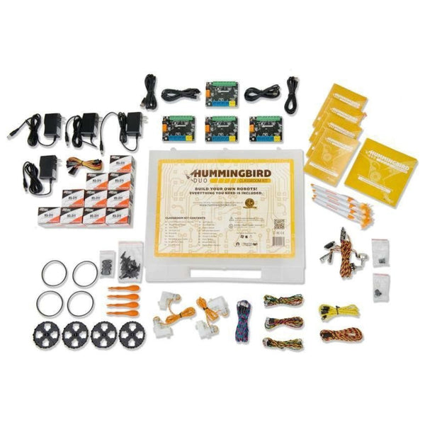 Hummingbird Robotics Duo Classroom Kit  | STEM Maker Space | KidzInc Australia