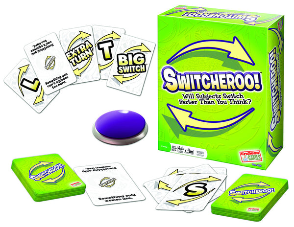 Endless Games - Switcheroo! Game | KidzInc Australia | Online Educational Toy Store